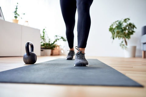 Kettlebell Warm Up at Home