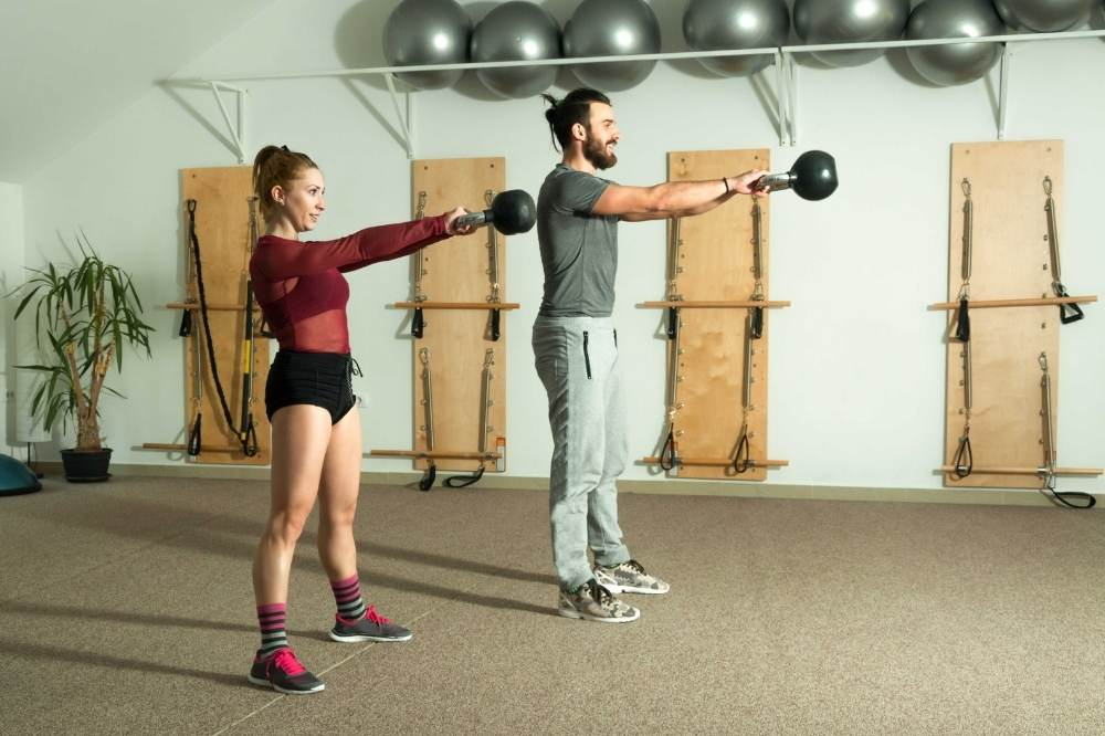 kettlebells how to use