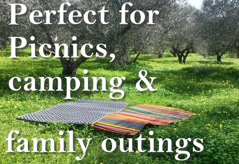 Picnic Rugs from Green Decore