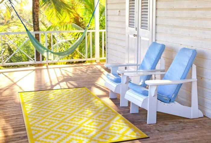 Outdoor Plastic Rugs