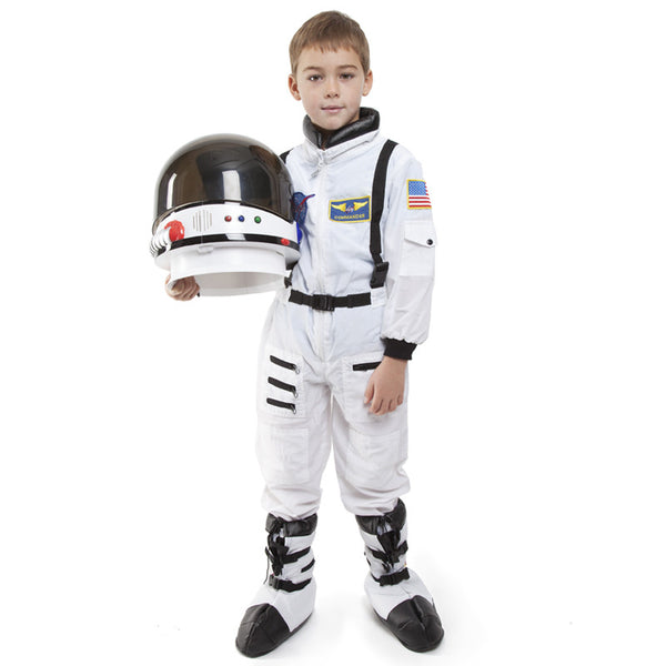Astronaut Costume White Hedgehogshop