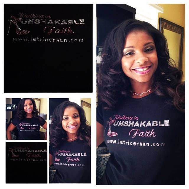 Unshakable Faith Custom!!!