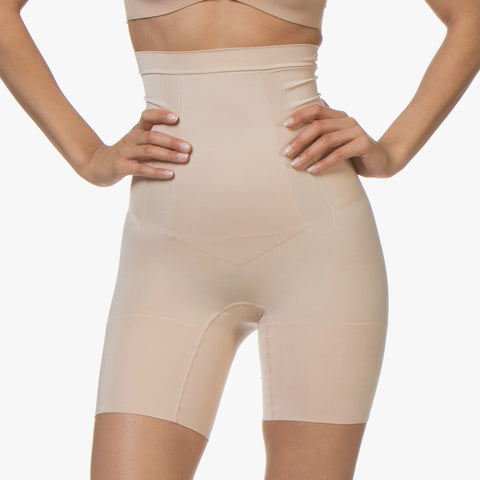 SPANX SS1915 HIGH-WAISTED MID-THIGH SHORT