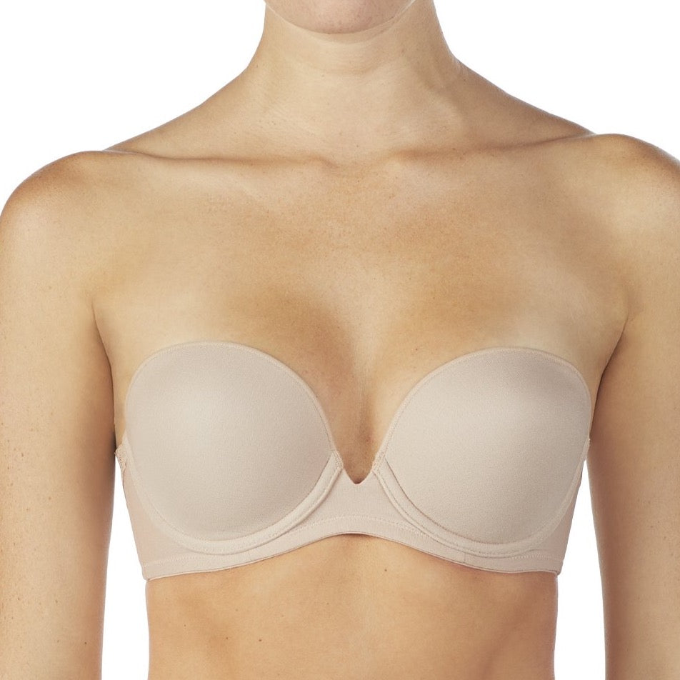 ON GOSSAMER NEXT TO NOTHING PLUNGE STRAPLESS G3150