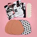 INVISIBLE BREAST TAPE LIFTS SHAPES AND SUPPORTS YOUR BREASTS , MIMICS SKIN.   DDD-G cup