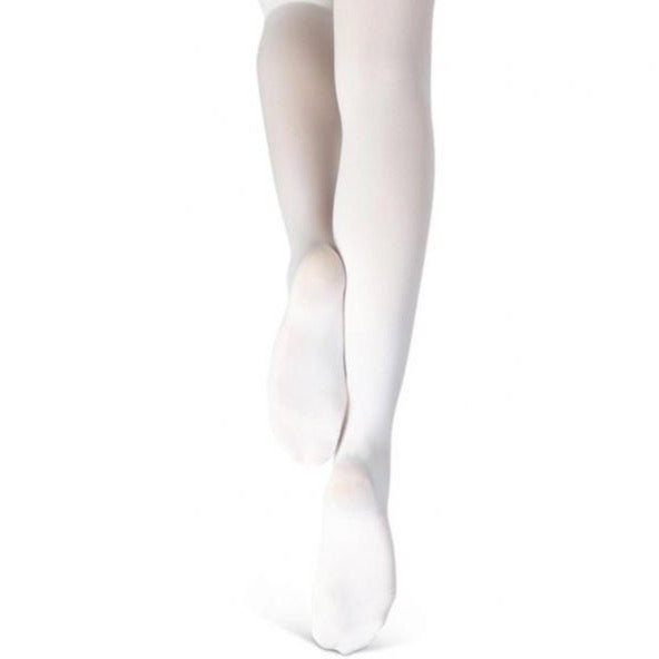 CAPEZIO N1862 PLUS SIZE FOOTED TIGHT