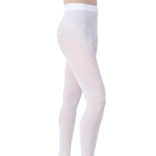Ultra Soft Transition Tight converts from full foot to footless.