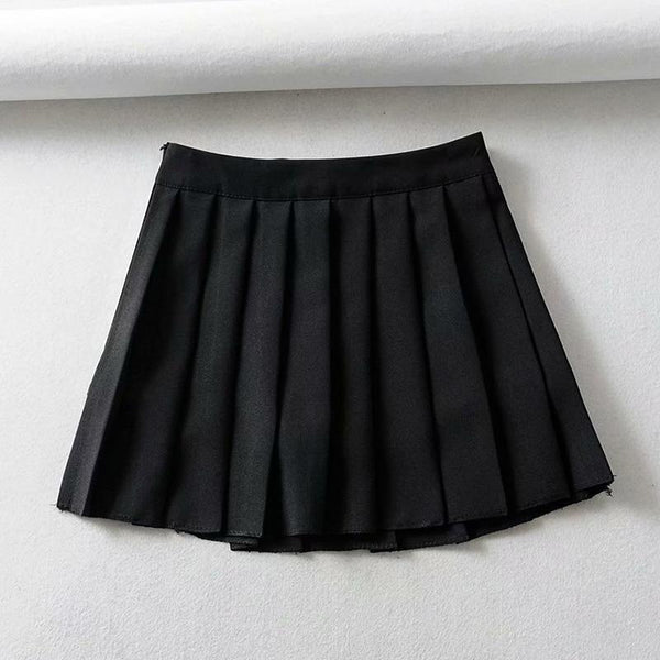 Asymmetric Grunge Skirt - My Goth Closet