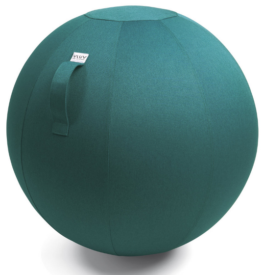 VLUV LEIV Fabric Seating Ball - Dark Petrol