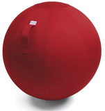 VLUV LEIV Fabric Seating Ball - Ruby Rot