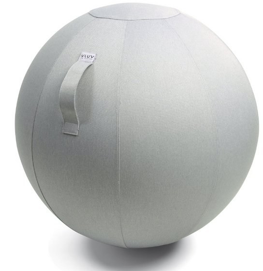 VLUV LEIV Fabric Seating Ball - Silver Grey