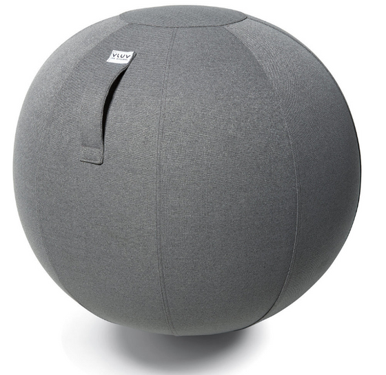 VLUV SOVA Fabric Seating Ball  - Ash - Ø 60-65cm