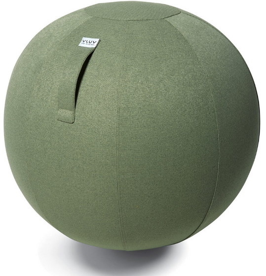 VLUV SOVA Fabric Seating Ball  - Pesto - Ø 60-65cm