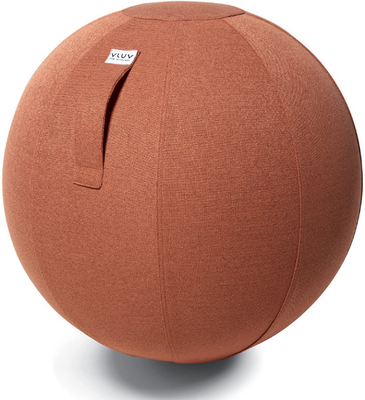 VLUV SOVA Fabric Seating Ball  - Salmon - Ø 60-65cm