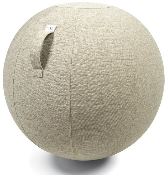 VLUV STOV Fabric Seating Ball - Pebble