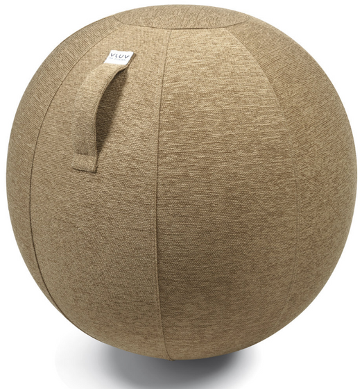 VLUV STOV Fabric Seating Ball - Macchiato