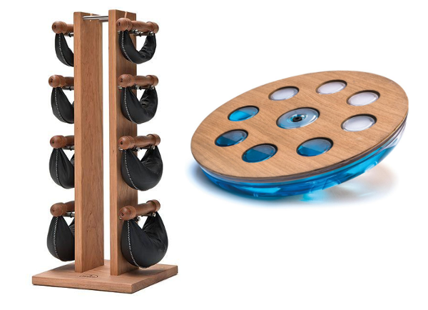 Bundle Offer - NOHRD Swing Tower Oak + NOHRD Eau-Me Board Oak