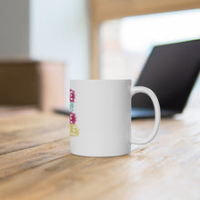 Load image into Gallery viewer, Love God Love People Mug - Adventist Apparel