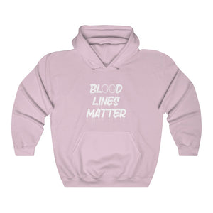 Blood Lines Matter Hoodie - Adventist Apparel