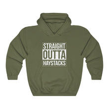 Load image into Gallery viewer, Straight Outta Haystacks Hoodie - Adventist Apparel