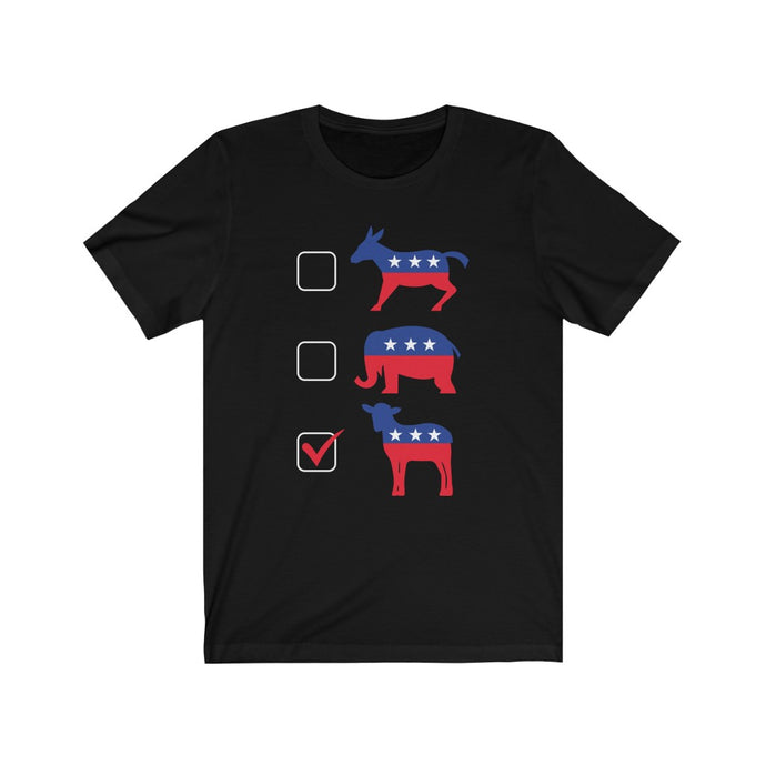 Vote Lamb Unisex Tee - Adventist Apparel
