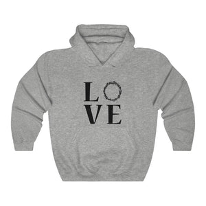 Love Crown Hoodie - Adventist Apparel
