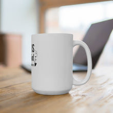 Load image into Gallery viewer, Jesus Is Essential Mug - Adventist Apparel