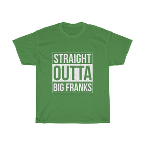 Straight Outta Big Franks Unisex Tee - Adventist Apparel