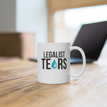 Load image into Gallery viewer, Legalist Tears Mug - Adventist Apparel