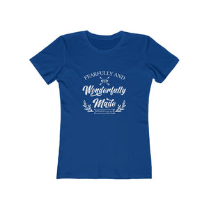 Fearfully And Wonderfully Made Women's Tee - Adventist Apparel