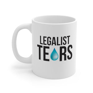 Legalist Tears Mug - Adventist Apparel