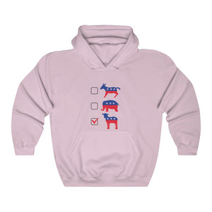 Vote Lamb Hoodie - Adventist Apparel