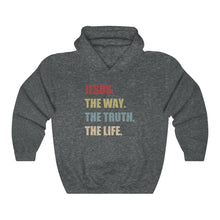 Load image into Gallery viewer, The Way The Truth The Life Hoodie - Adventist Apparel