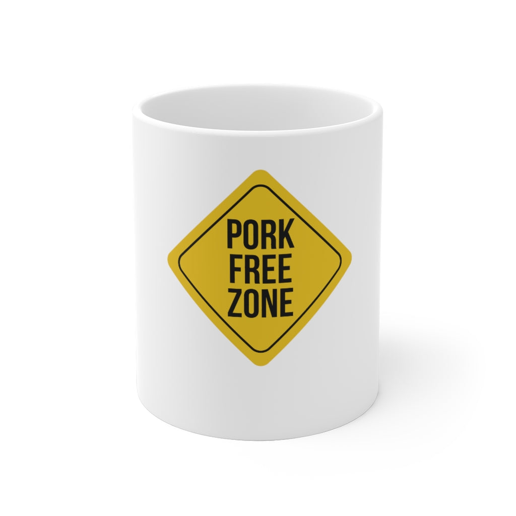Pork Free Zone Mug - Adventist Apparel