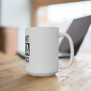 Straight Outta Haystacks Mug - Adventist Apparel