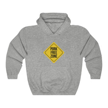 Load image into Gallery viewer, Pork Free Zone Hoodie - Adventist Apparel