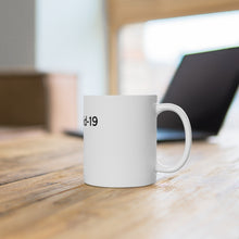 Load image into Gallery viewer, He Is Greater Than Covid-19 Mug - Adventist Apparel