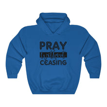 Load image into Gallery viewer, Pray Without Ceasing Hoodie - Adventist Apparel