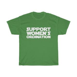 Support Women's Ordination Unisex Tee - Adventist Apparel