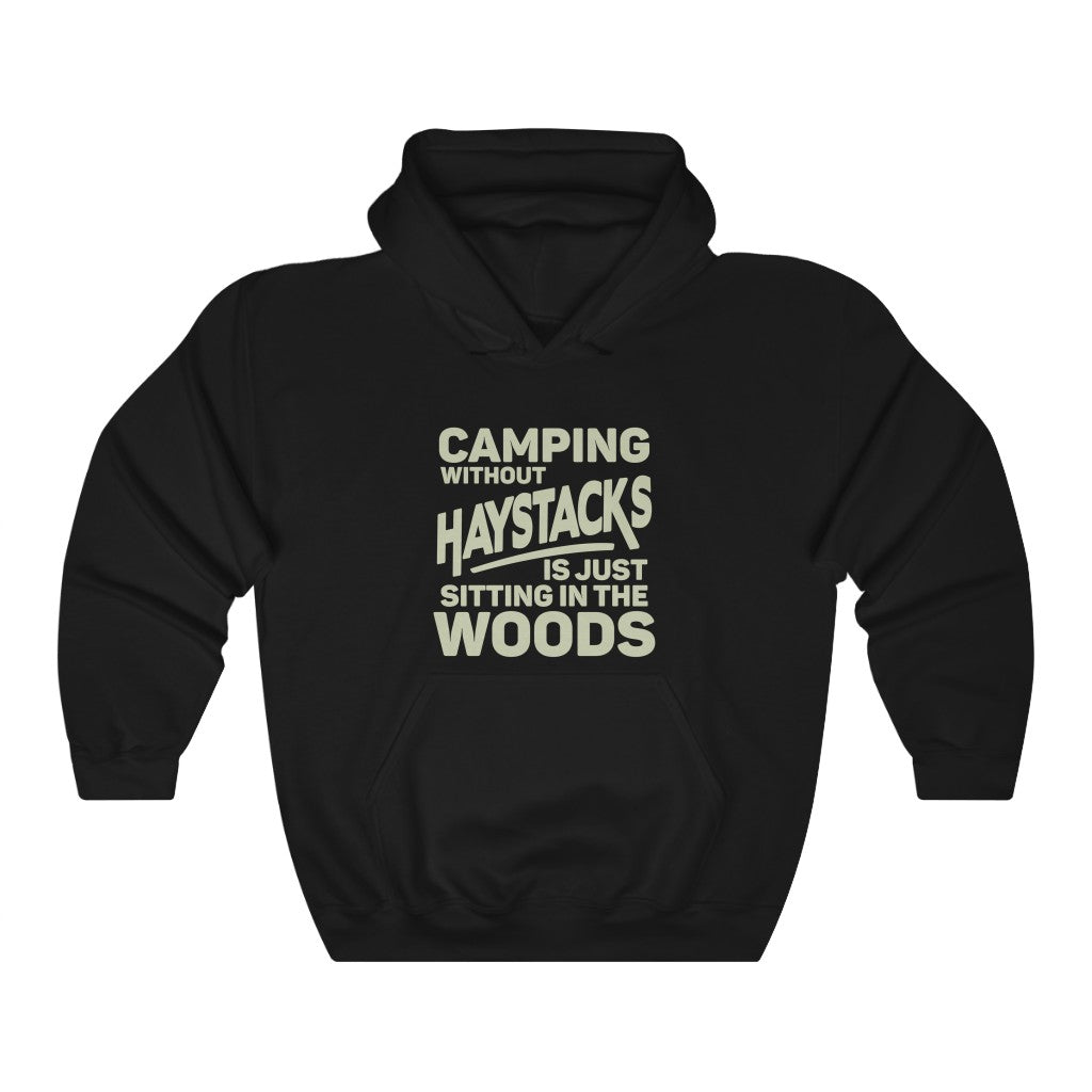 Camping Without Haystacks Hoodie - Adventist Apparel
