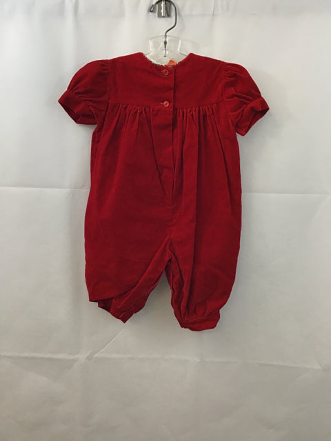 Bryan Size 3/6 Months Girls Coveralls