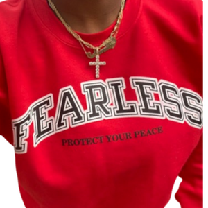 FEARLESS (PROTECT YOUR PEACE)