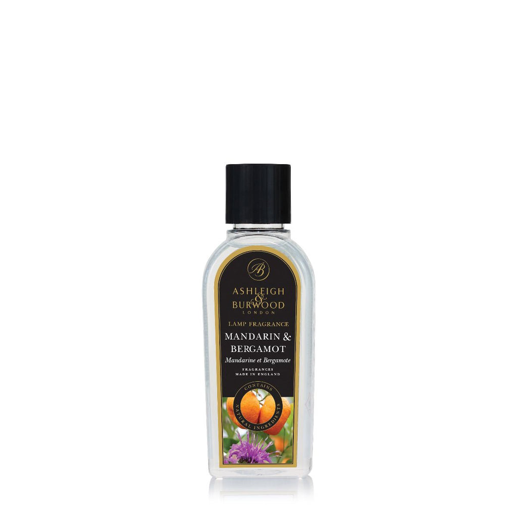 Ashleigh & Burwood LAMP FRAGRANCE - MANDARIN & BERGAMOT 250ML