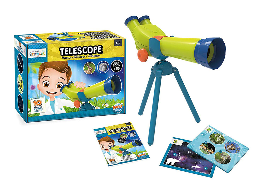 Buki - Mini sciences Téléscope
