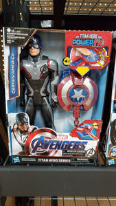 Avengers Titan Hero series power : Captain America (fr)