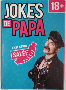 Jokes de Papa - Extension salée 18+