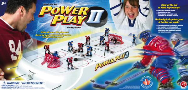 Jeu Hockey Power Play 2