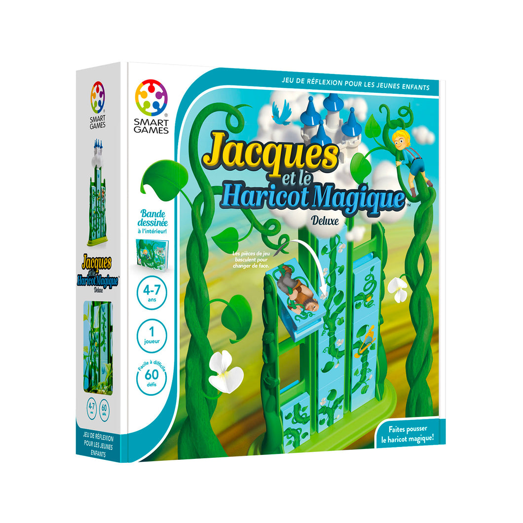 Smart Games - Jacques et le haricot magique