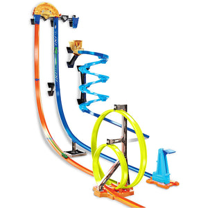 Hot Wheels - Track Builder Lancement vertical