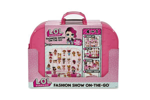 L.O.L Surprise! Fashion Show on the Go